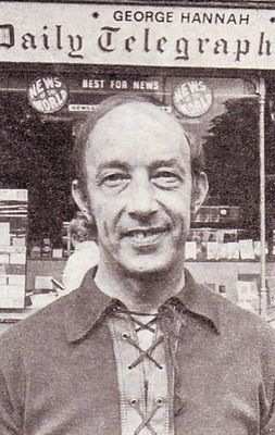 George Hannah 1973