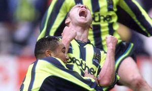 Gillingham playoff final 1998 to 99 dickov goal5