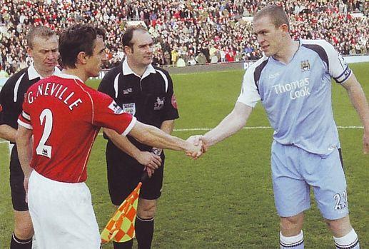 Man u away 2006 to 07 captains