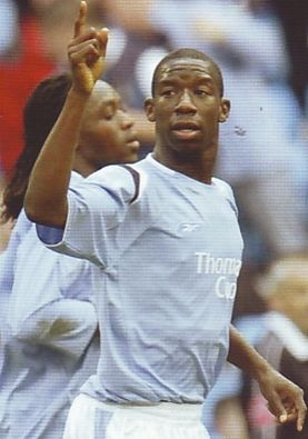 Olympiacos Thomas cook 2005-06 trophy bwp 2nd city goal2