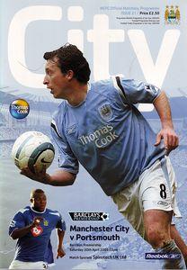 Pompey home 2004 to 05 prog