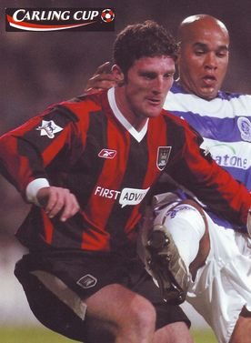 QPR away 2003 to 04 action