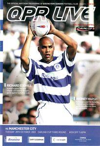 QPR away 2003 to 04 prog