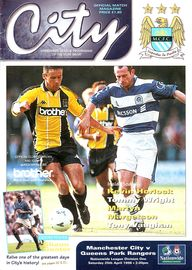 QPR home 1997 to 98 prog