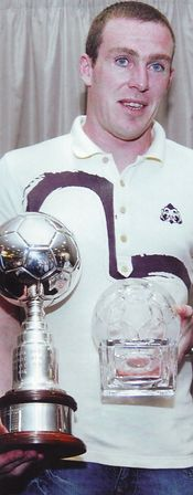 richard dunne player of the year
