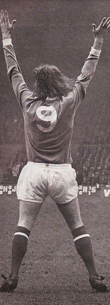 Sheff U home 1972 to 73 marsh goal