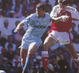 arsenal away 1991 to 92 action2