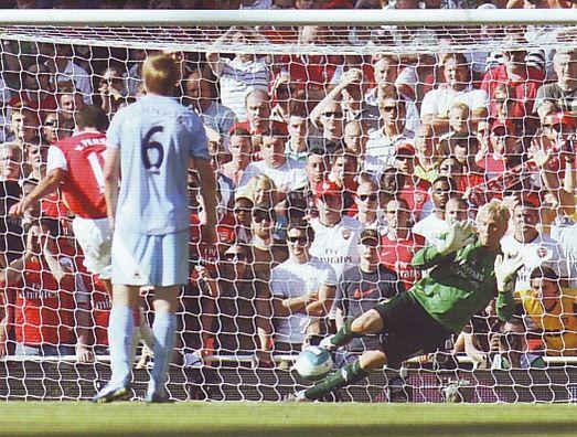arsenal away 2007 to 08 penalty saveA