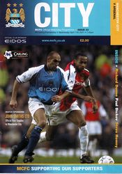 arsenal home 2000 to 01 prog