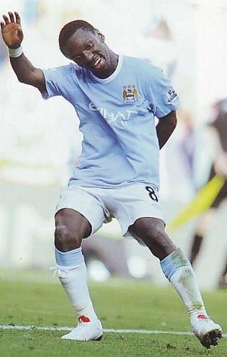 arsenal home 2009 to 10 swp goal celeb