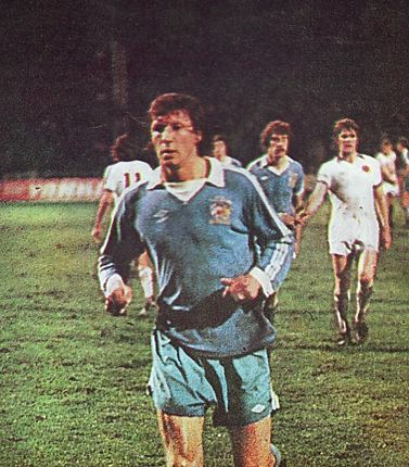 aston villa home 1977 to 78 bell completes 2nd game