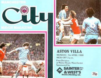 aston villa home 1979 to 80 prog