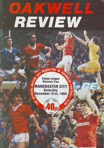 barnsley away 1983 to 84 prog
