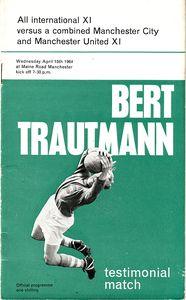 bert trautmann testimonial
