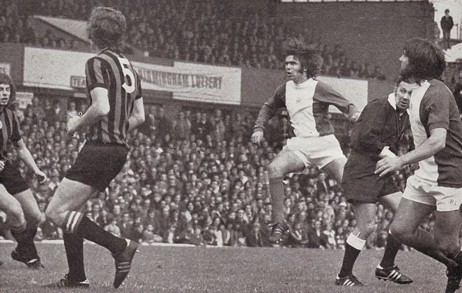birmingham away 1972 to 73 action