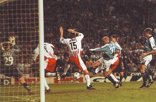 birmingham home 1999 to 2000 r taylor goal