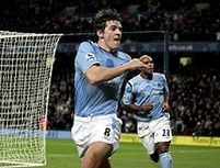 birmingham home 2005 to 06 barton goal 2