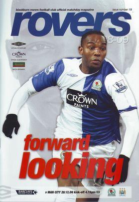 Blackburn away 2008-09 prog