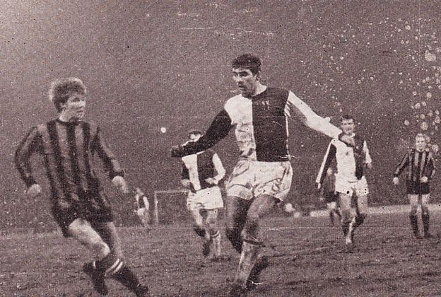 blackburn away fa cup 1968 to 69 action