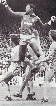 blackburn home 1983 to 84 action