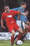 blackpool away friendly 1997 to 98 action3