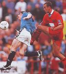 blackpool away friendly 1997 to 98 action5