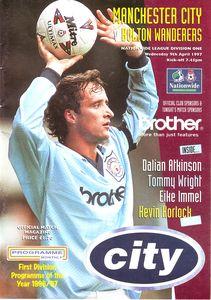 bolton home 1996 to 97 prog