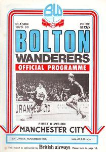 bolton away 1979 to 80 prog