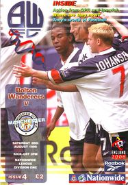 bolton away 1999 to 00 prog