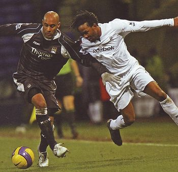 bolton away 2006 to 07 action