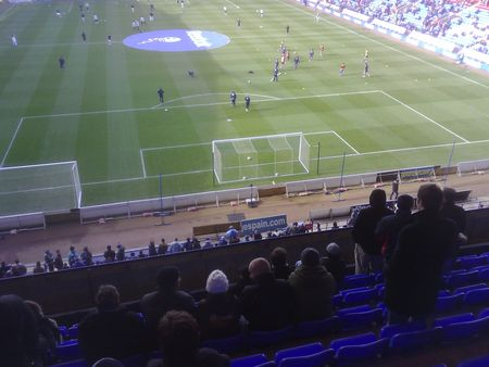 bolton away 2007 to 08 warm up