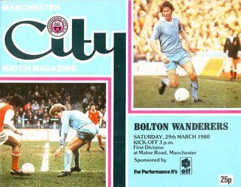 bolton home 1979 to 80 prog