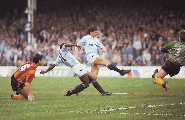 bradford home 1987 to 88 morley goal