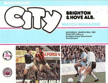 brighton home 1980 to 81 prog