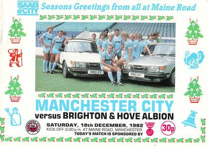 brighton home 1982 to 83 prog