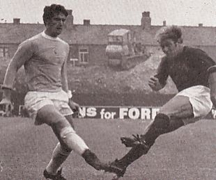 burnley home 1970-71 action