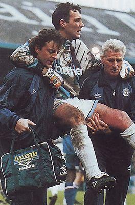 cardiff fa cup 1993 to 94 coton injury