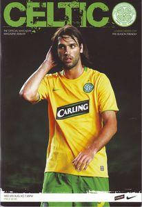celtic away 2008 to 09 proga