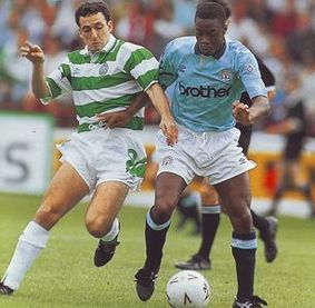 celtic friendly 1992 to 93 action2