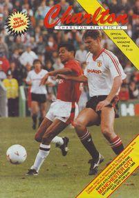 charlton away 1989 to 90 prog