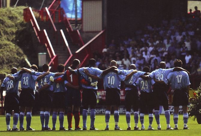 charlton away 2003 to 04 FOE remembered