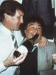 charlton home 1984 to 85 eddie large