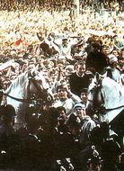 charlton home 1984 to 85 fans celeb
