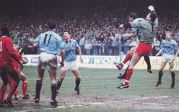 charlton home 1989 to 90 action