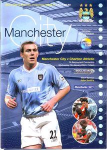 charlton home 2003 to 04 prog