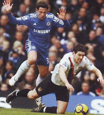 chelsea away 2009 to 10 penalty