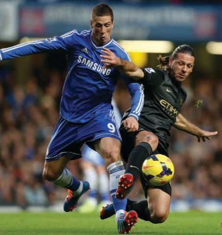 chelsea away 2013 to 14 action