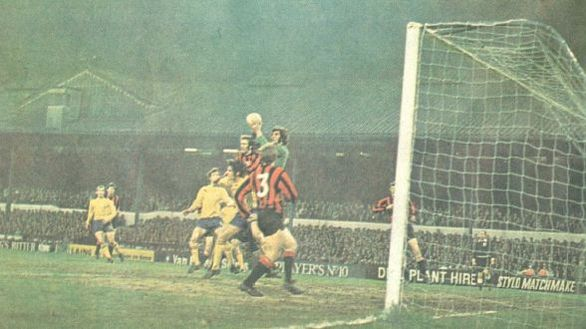 Chelsea v Manchester City European Cup Winners Cup Semi-Final 1st ...