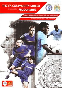charity shield 2012 to 13 prog