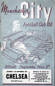 chelsea home 1954 to 55 prog